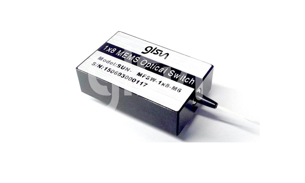 MEMS 1xN Optical Switch