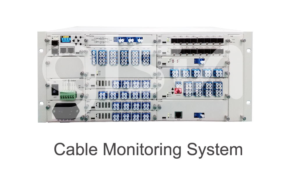 OTS3000 Cable Monitoring System